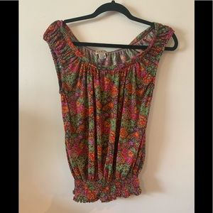 MKM Women's top- LARGE